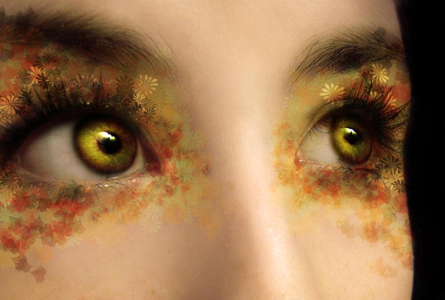 глаза осени: