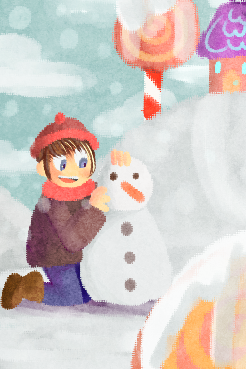 Snow by dinosauriomutante
