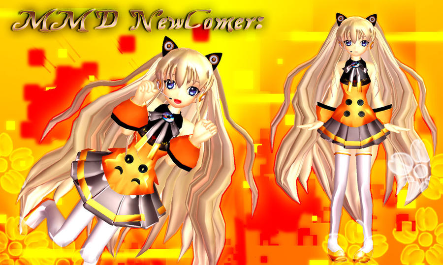 MMD NewCommer : Animasa SeeU DL by Akisuky-san