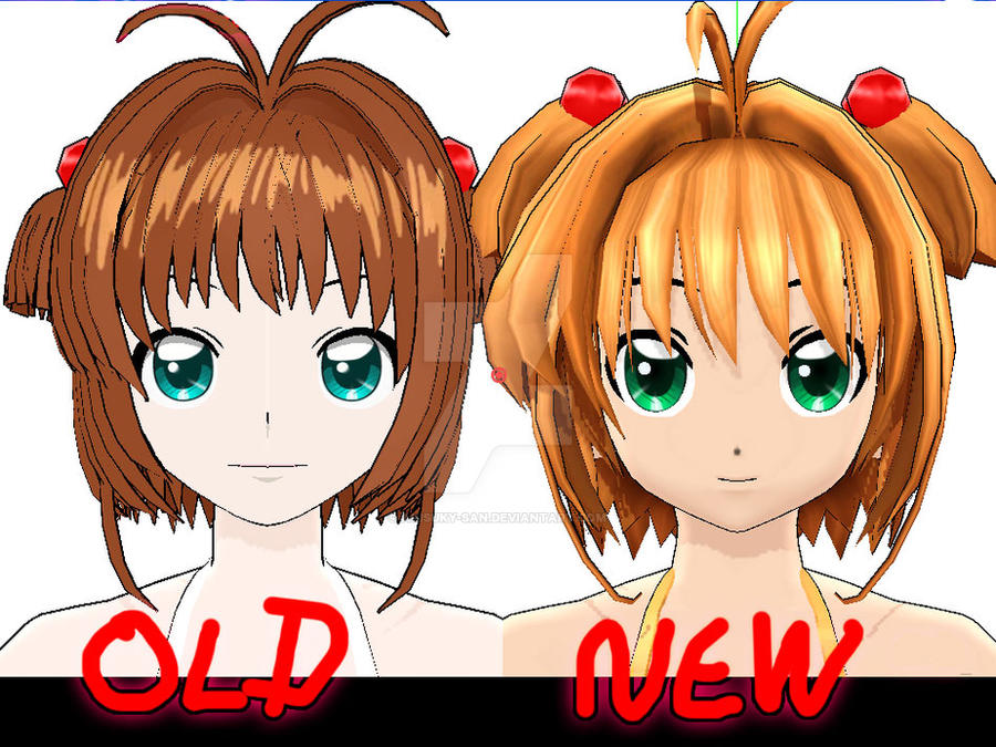 NEW MODEL CCS WIP by Akisuky-san