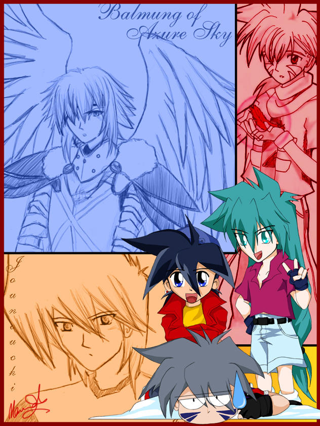 Kai is Squished by BlueOkami