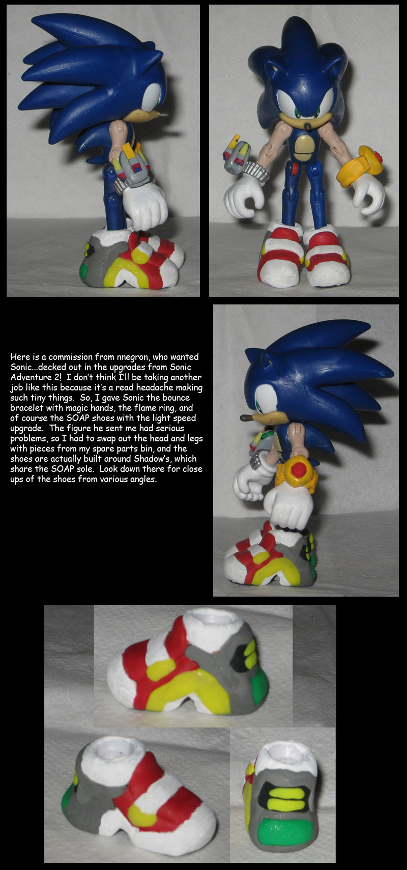 Custom Commission: SA2 upgrade by Wakeangel2001