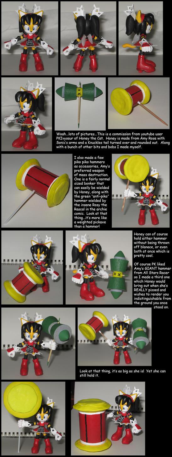 Custom Commission: Honey by Wakeangel2001