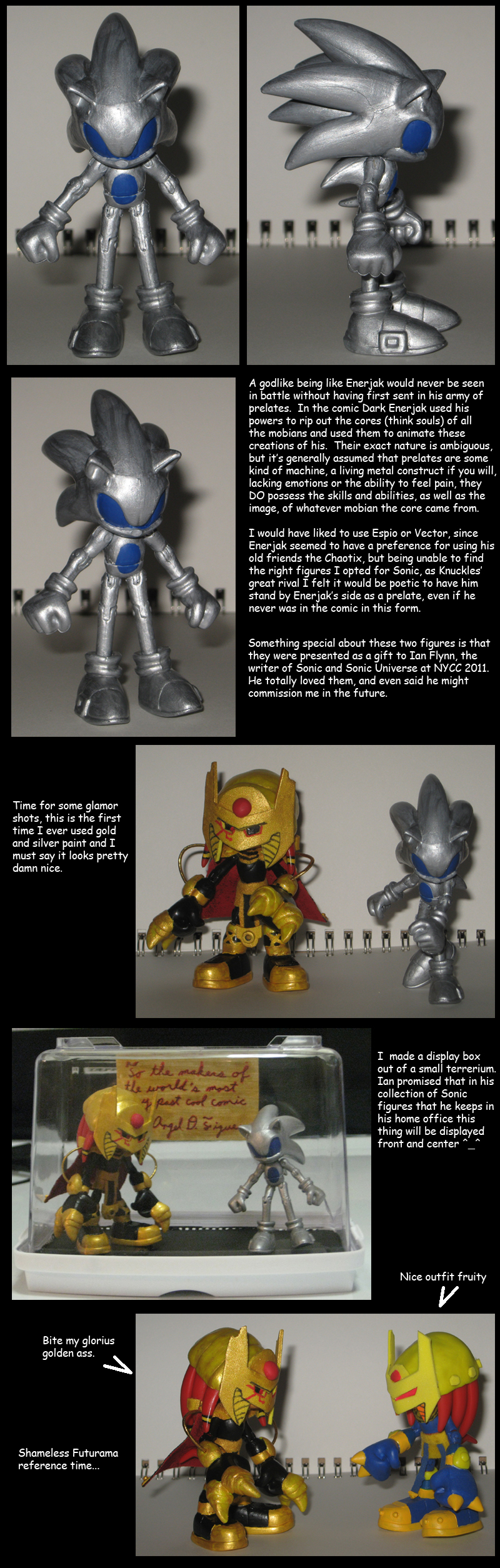 Prelate Sonic Custom by Wakeangel2001