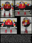 Death Egg Robot custom