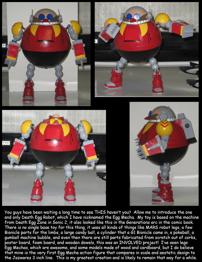 Death Egg Robot custom by Wakeangel2001