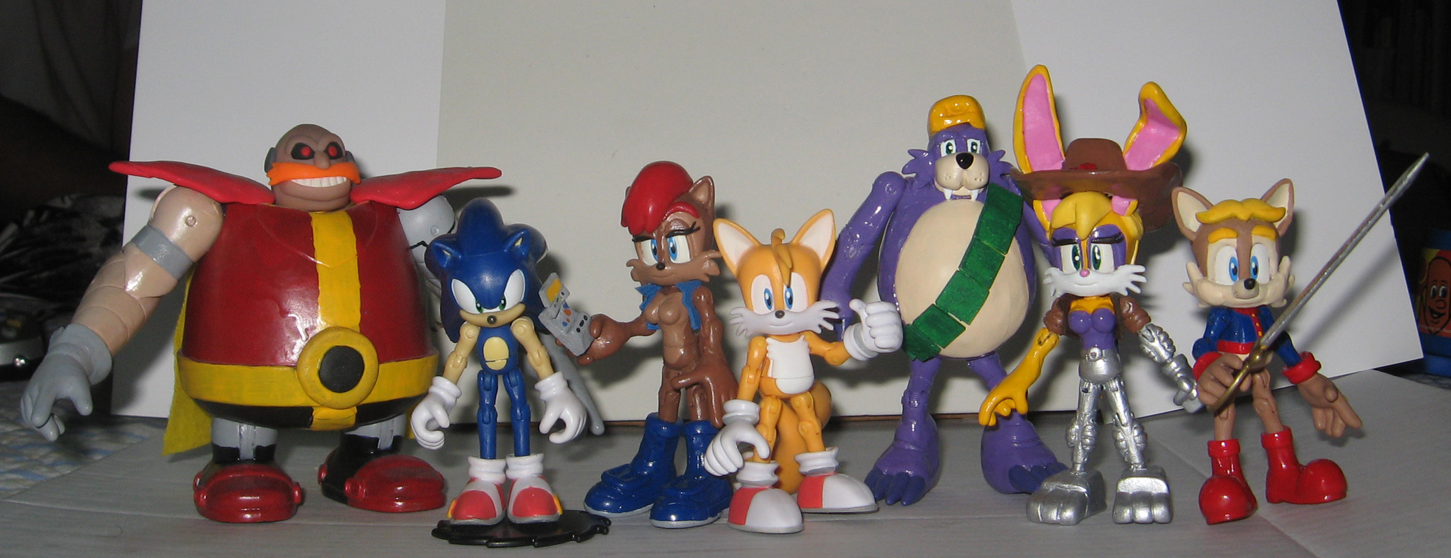 SATAM group shot by Wakeangel2001