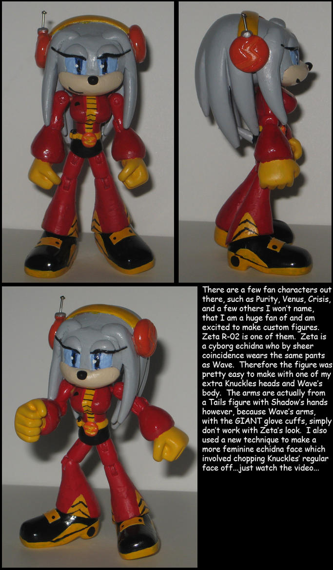 Zeta custom by Wakeangel2001