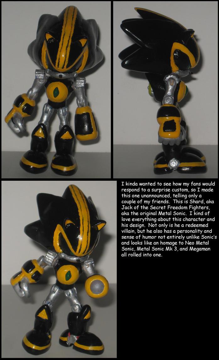 surprise custom: Shard by Wakeangel2001