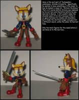Custom Commission: Antoine D'Coolette by Wakeangel2001
