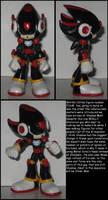 Worlds Collide part 4: Shadow Man by Wakeangel2001