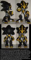 Custom Commission:  Super Poser Shard by Wakeangel2001