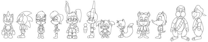 SATAM action figure concept series by Wakeangel2001
