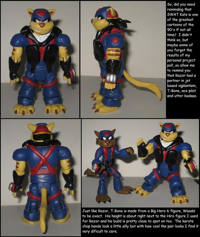 Wakeangel2K1 custom: T-Bone by Wakeangel2001