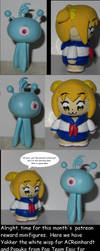 Yakker and Popuko for ACR and Jacob by Wakeangel2001