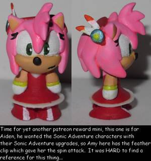 Amy mini reward for Aiden