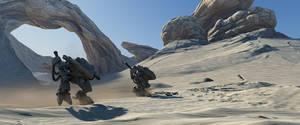 Deserttroopers Barongs