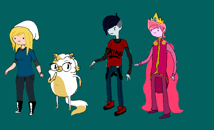 Character Design Adventure Time : Adventure time clothes change by japanda draws on deviantart