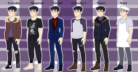 Guy Reference Sheet [2019]