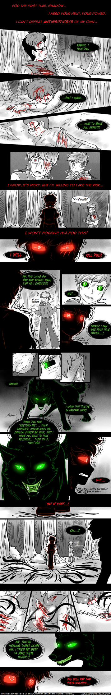 .: US 2: Shadowmash vs Antisepticeye - page 1 :. by AquaGD