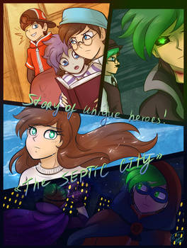 .: The Septic City - kinda-cover :.