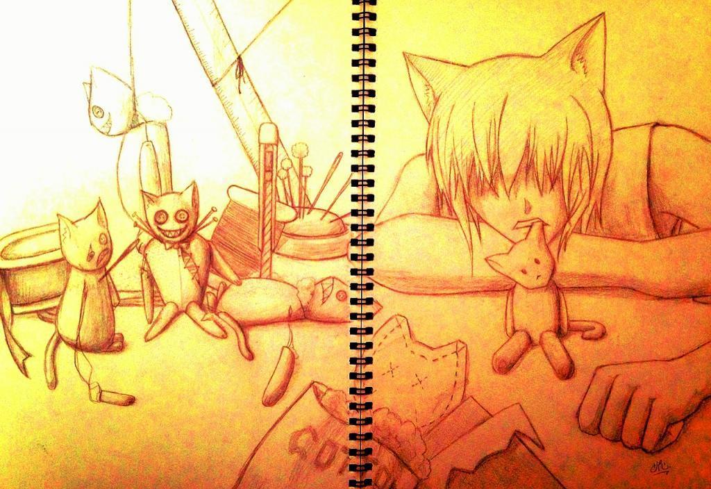 Neko Shounen: Frustration by Neko-Shounen