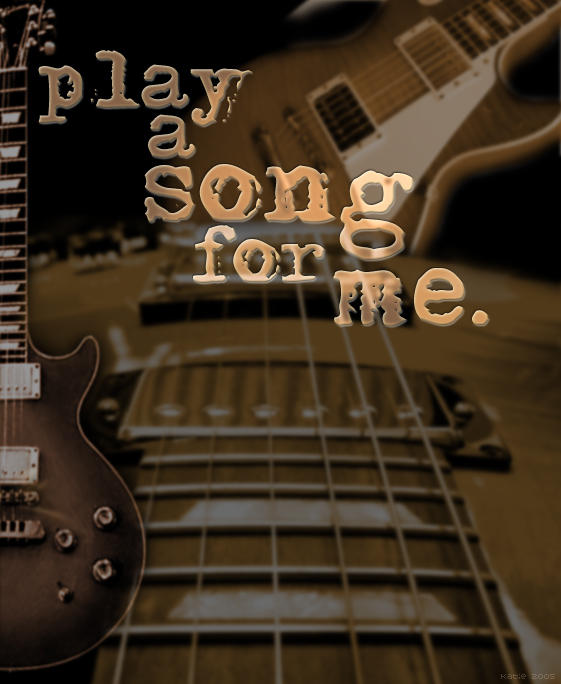 play a song for me by kayjayemm on deviantart
