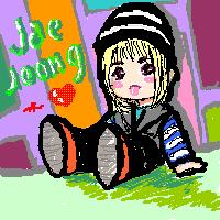 Jae Joong chibi by MeGoSa