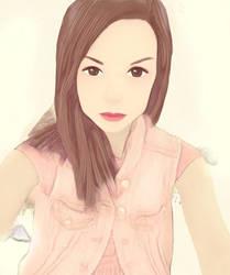 sweet girl by mariamel23