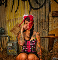 Cry baby by Hollinger