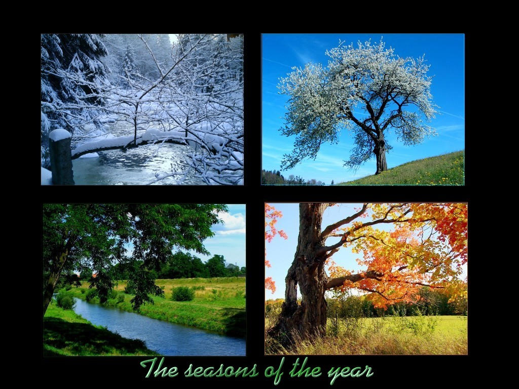 of the seasons - photo #18