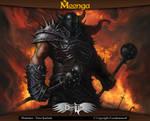 Moonga - Son of Chaos
