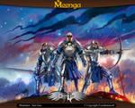 Moonga - Duplicating Soldier