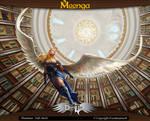 Moonga - Fleeing Angel