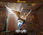 Moonga - Warrior Angel