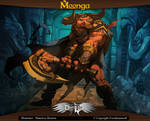 Moonga - Exterminator Minotaur