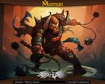 Moonga - Devastating Minotaur