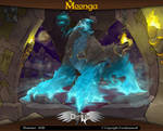 Moonga - Ice Golem