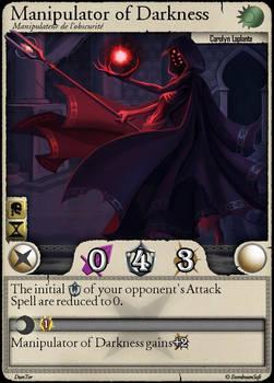 Moonga - Manipulator of Darkness