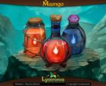 Moonga - Potion of Carniath