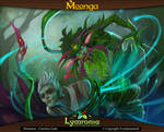 Moonga - Energy Drainer Thral