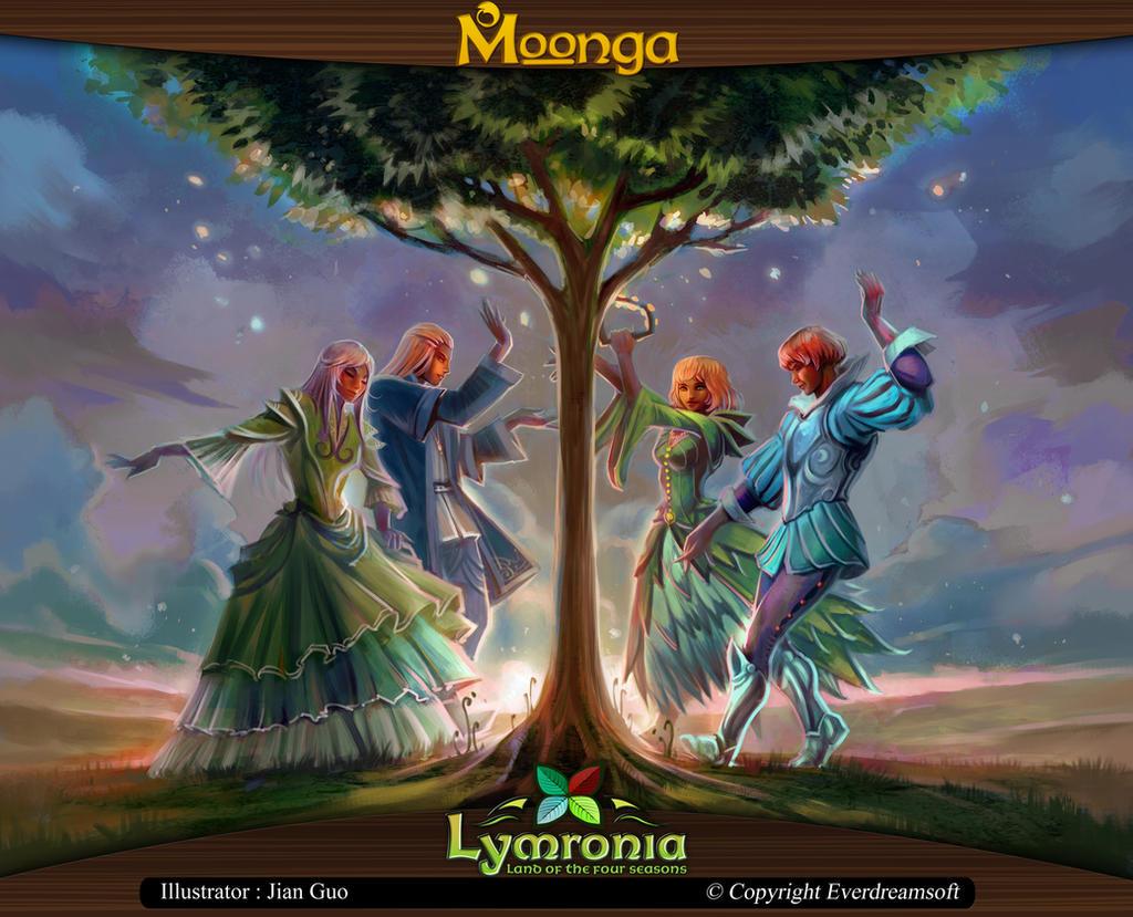 Moonga - Celebration of Spring by moonga