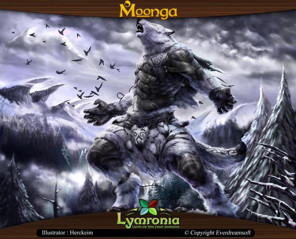 Moonga - Howling Crirawin by moonga