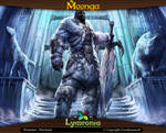 Moonga - Guardian of Winter