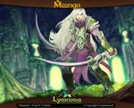 Moonga - Knight of Spring
