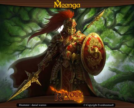Moonga - Sayosien's Soldier