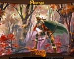 Moonga - Elvish Huntress