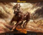 Moonga - Desert Tyran