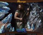 Moonga - Crystal Miner