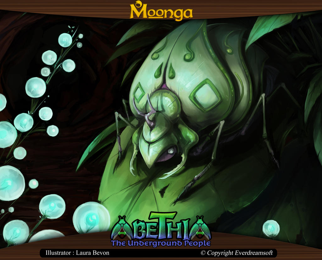 Moonga - Beetle